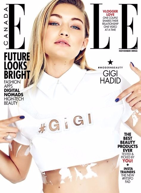 gigi hadid, gigi cover, gigi weight, model diet