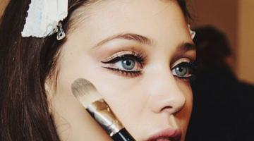 gritty pretty, model beauty, model advice
