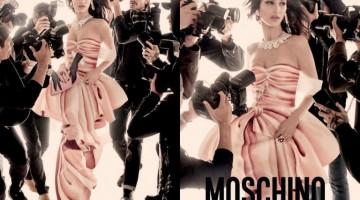 hadid moschino campaign