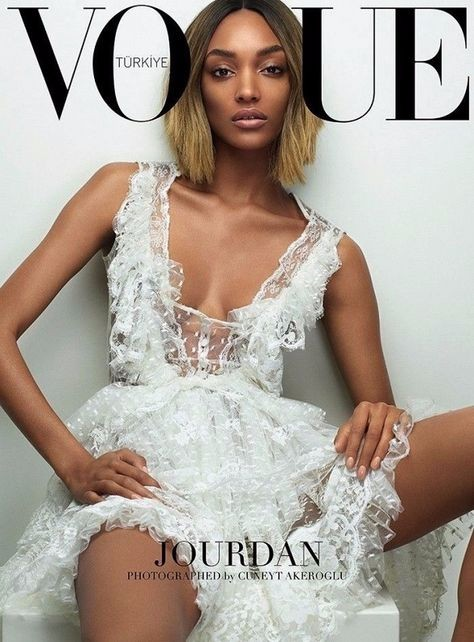 vogue cover jourdan dunn, turkey vogue jourdann dunn