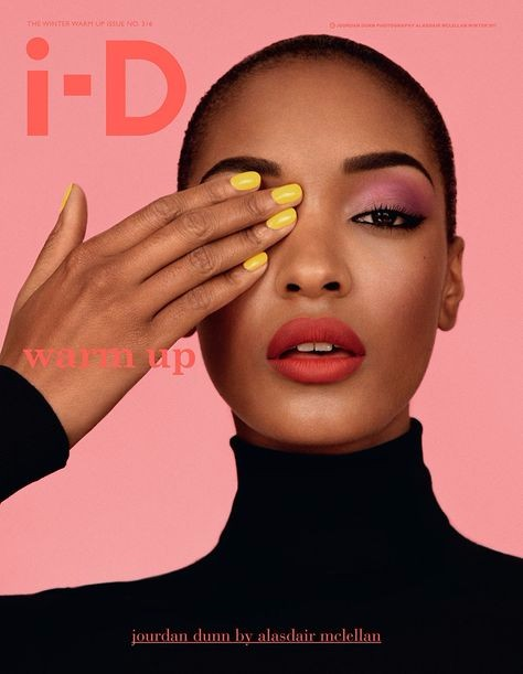 i-d cover jourdan dunn