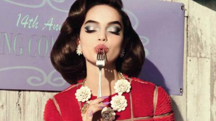 model diet, diet secrets, model eating habits