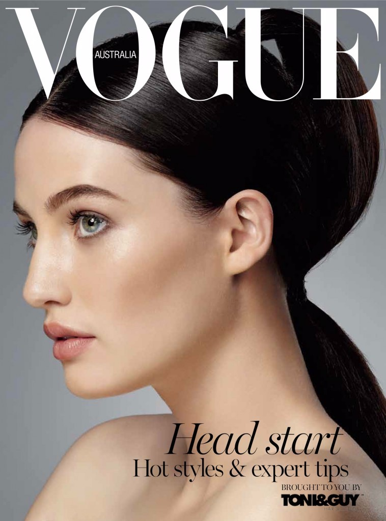 erin shea, all my friends are models, img models, how to be a model, vogue photoshoot, vogue editorial,