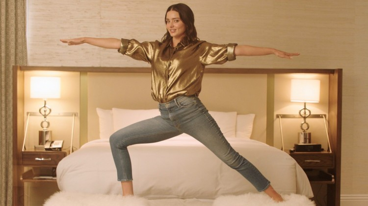 vogue video supermodel