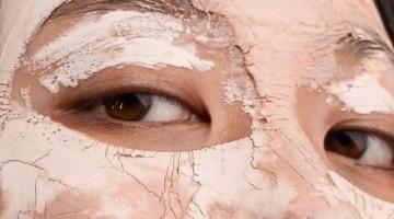model skincare