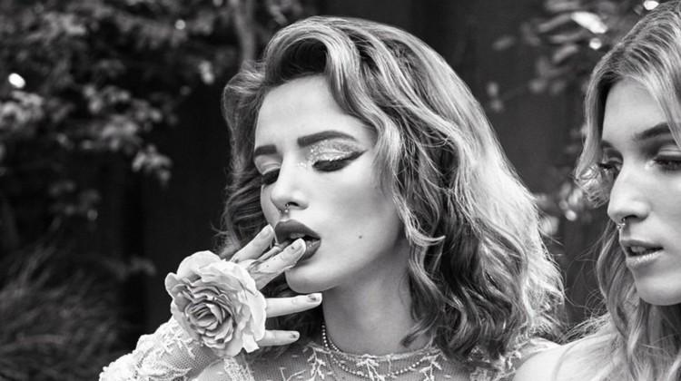 bella dani sisters editorial fashion video