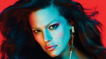 true colors model v magazine