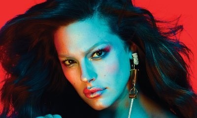 true colors model v magazine