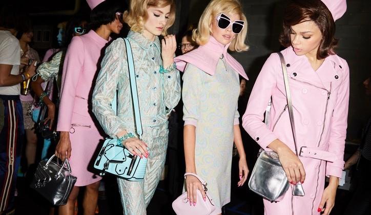 models milan fashion week