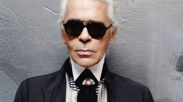 karl lagerfeld numero interview