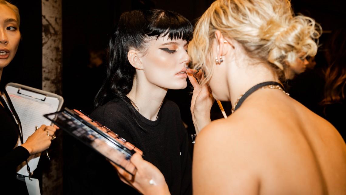 model diet fashion week