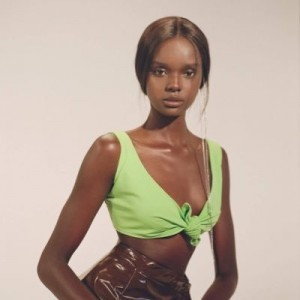 duckie thot supermodel photshoot