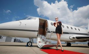 Benefits of flying a private jet